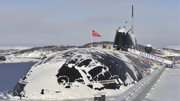 Russian Company Repaired Four Nuclear Submarines Without The Necessary Licenses To Do So