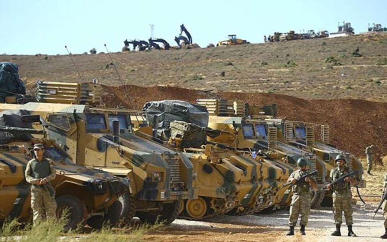 Three Turkish Soldiers In Idlib Diagnosed With COVID-19: Report