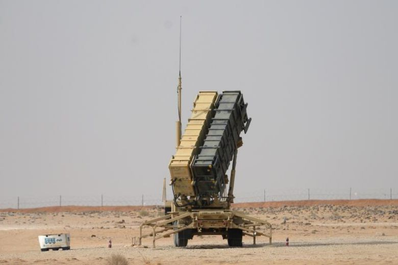 Patriot Defense Battery Intercepts Two Missiles Just One Day After Deployment In Iraq