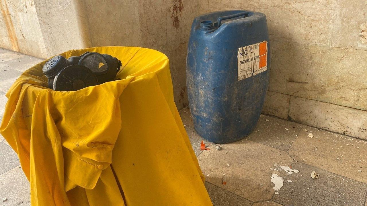Syrian Army Found Place Where Militants Planned Chemical Provocation In Greater Idlib (Photos)