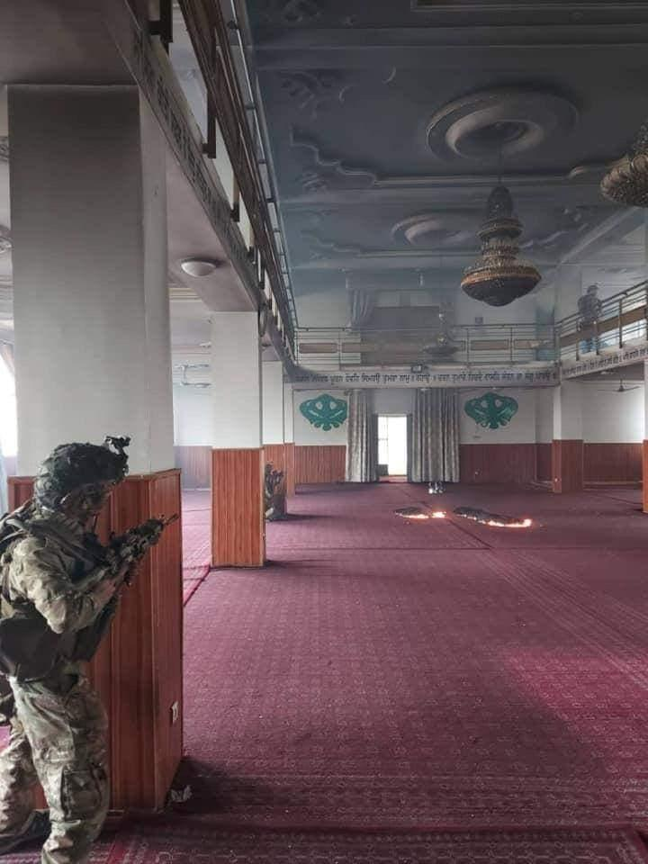 Gunmen And Suicide Bombers Attack Sikh Temple In Kabul: At Least 11 Dead So Far