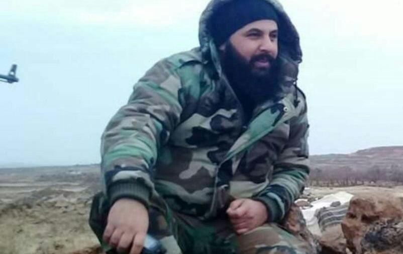 4the Division Commander Survives Assassination Attempt Near Damascus