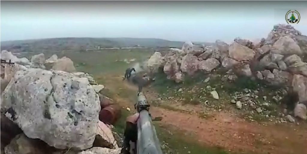 Image result for Combat Footage: Kurdish Forces Strom Turkish Position In Southern Afrin (18+)