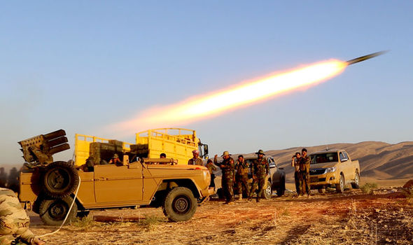 Baghdad Green Zone and US Base Shelled, As Power Vacuum Forms In Iraq