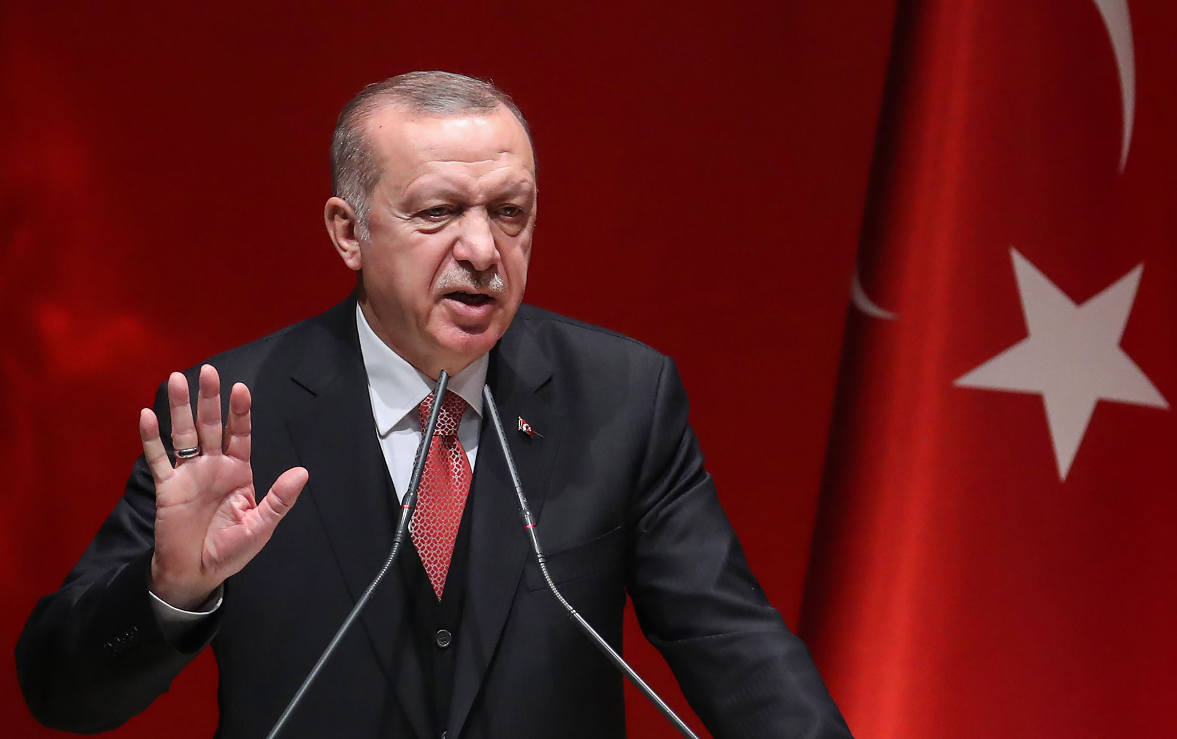 Erdogan Claims Turkey Now Wants Lasting Ceasefire In Idlib