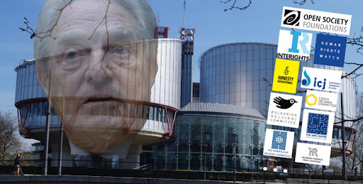 Every 4th Judge In the European Court Of Human Rights Associated With George Soros
