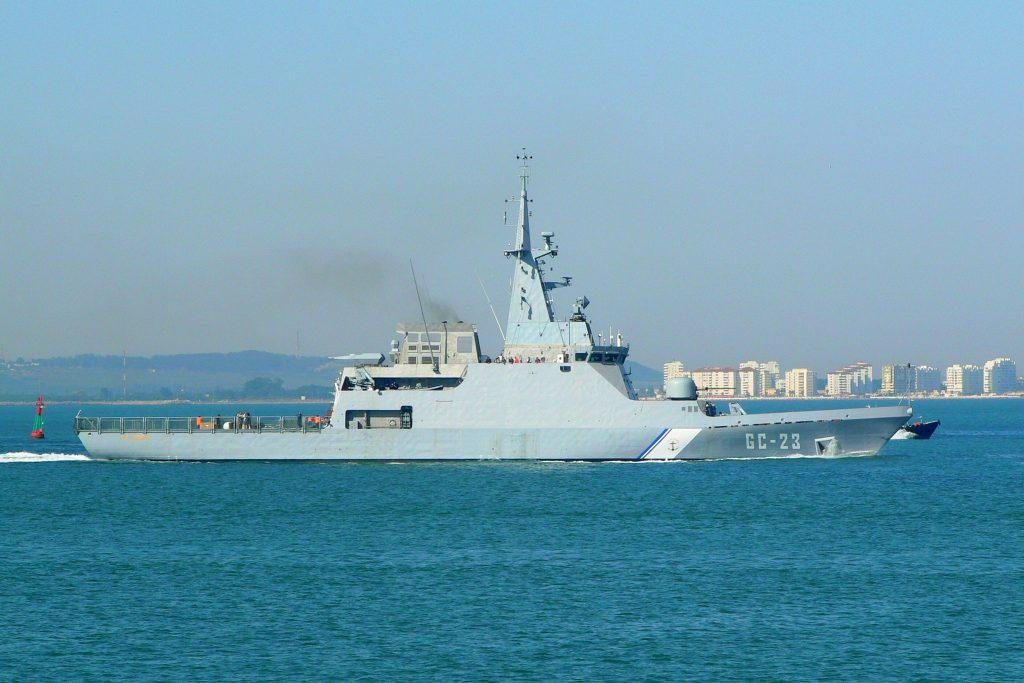 Offshore Patrol Vessel Of Venezuelan Navy Sunk After Collision With Passenger Ship