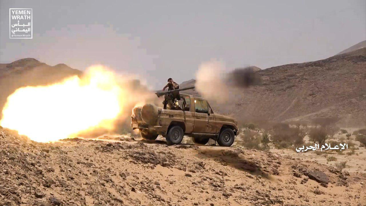 In Video: Houthis Hunt Down Saudi-led Forces In Yemen's Al-Jawf Province