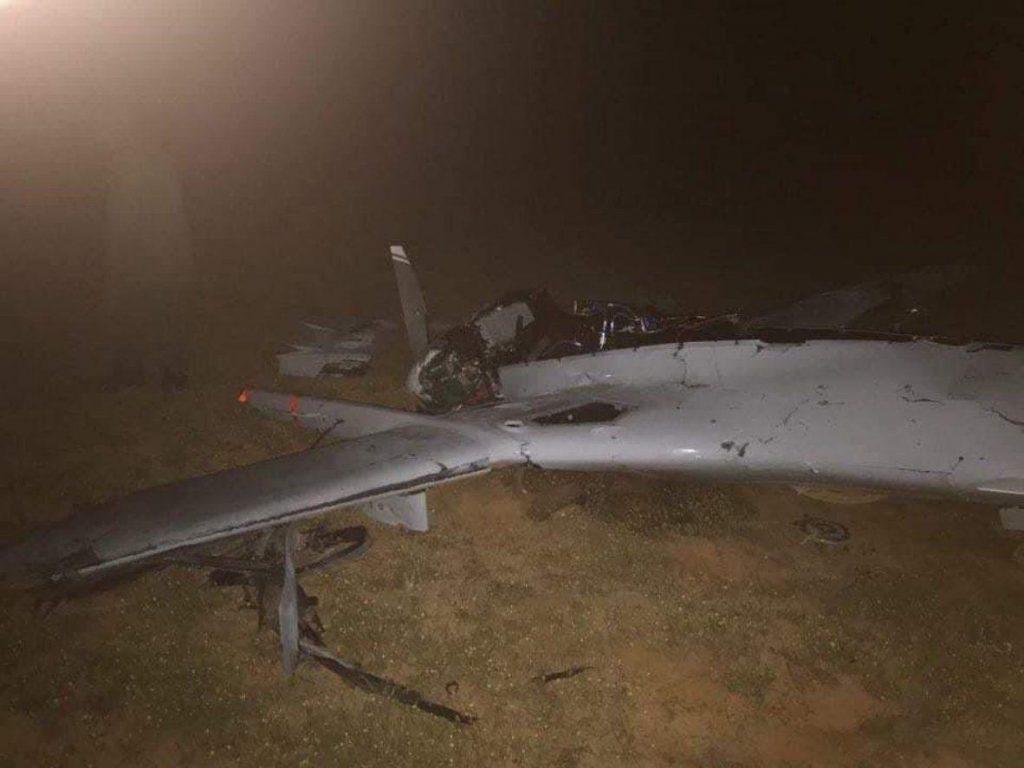 Libyan National Army Shot Down Another Turkish Bayraktar-TB2 Combat Drone (Photo)