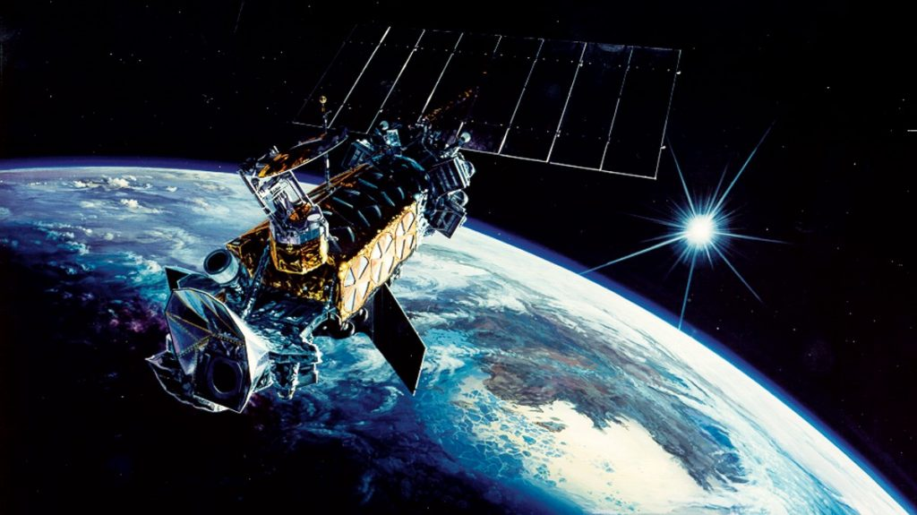 US Infrared Earth Surveillance Satellite Development Programs