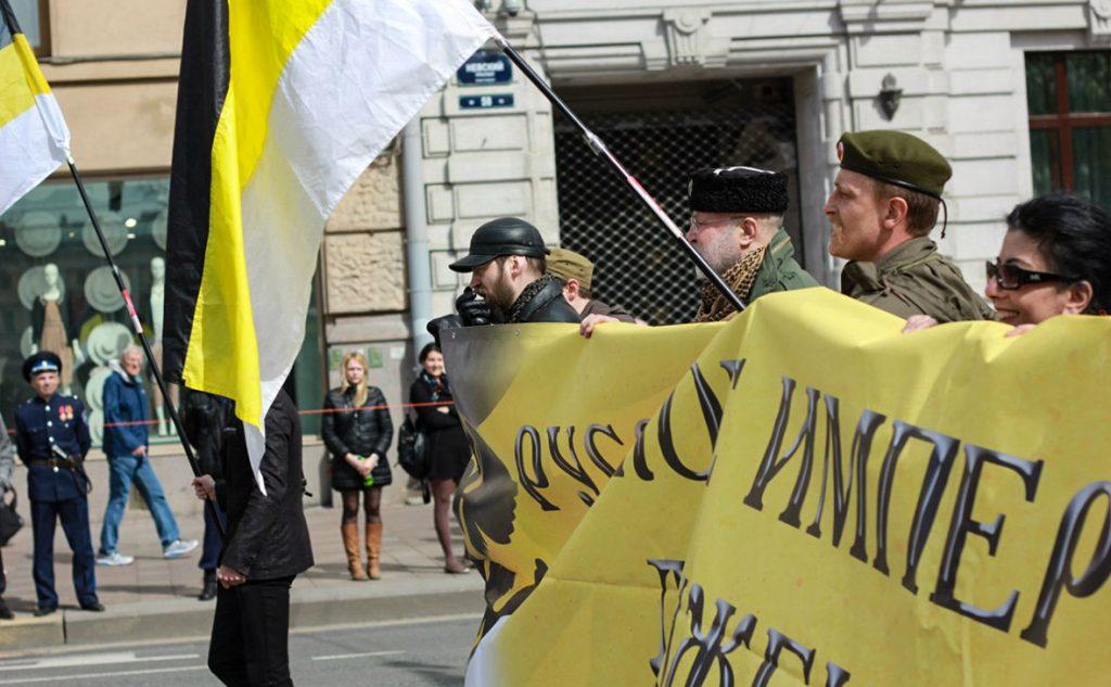 U.S. Initiates Unprecedented Crusade Against 'White Supremacists' ...in Russia