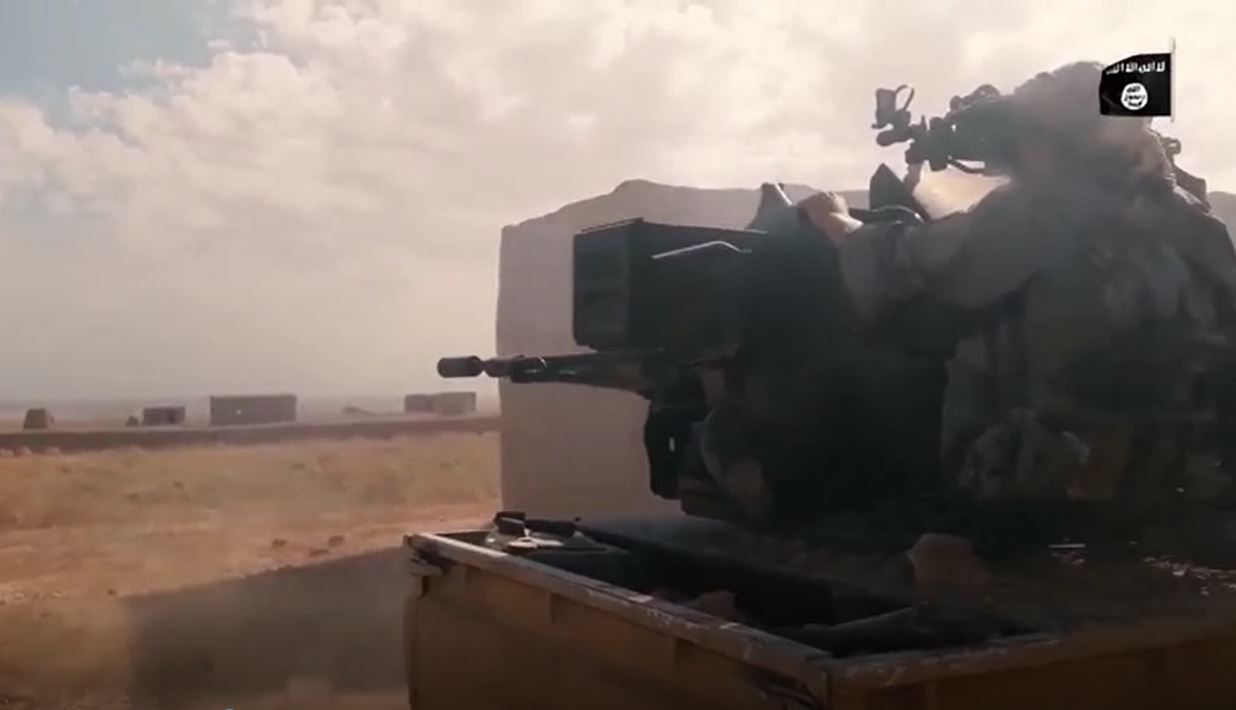 Epic Of Attrition 2: New ISIS Video Release Documents Horrifying Attacks On Syrian Army In Homs