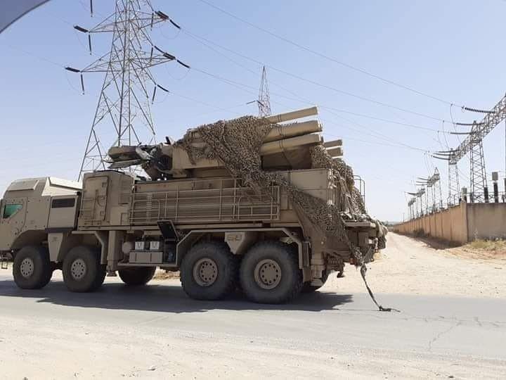Libyan National Army Shot Down Turkish-made Bayraktar TB2 Combat Drone (Video)