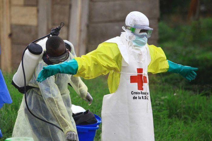 Ebola Reappears In Central Africa At Very Moment Last Outbreak Declared 'Over'