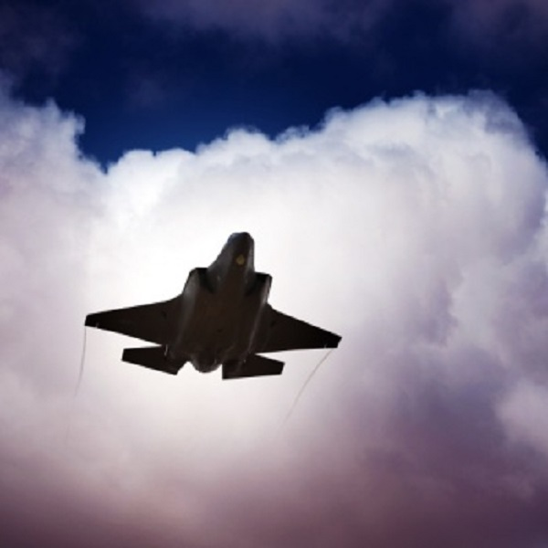 In Photos: F-35 Jets Of US Air Force Over Northeastern Syria