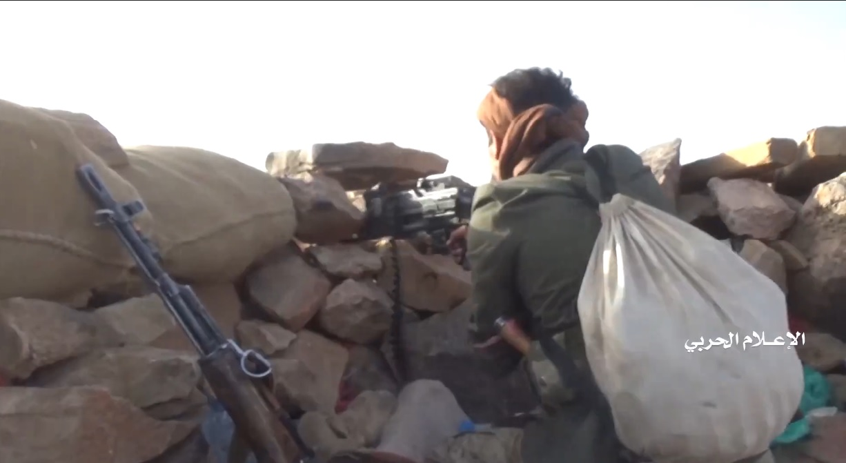 Houthis Repel Two Saudi-led Coalition Attacks In Northern Yemen (Videos)