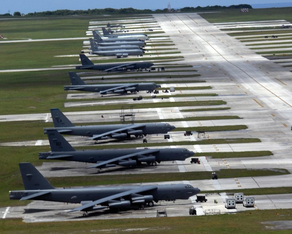 US Abruptly Ends Continuous Bomber Presence In Guam Days After B-52 'Show Of Force'