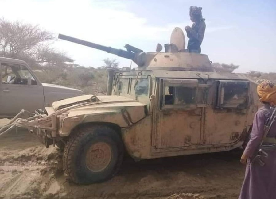 Houthis Mixed US-made Humvee Vehicle With Soviet BMP-1 (Photo)