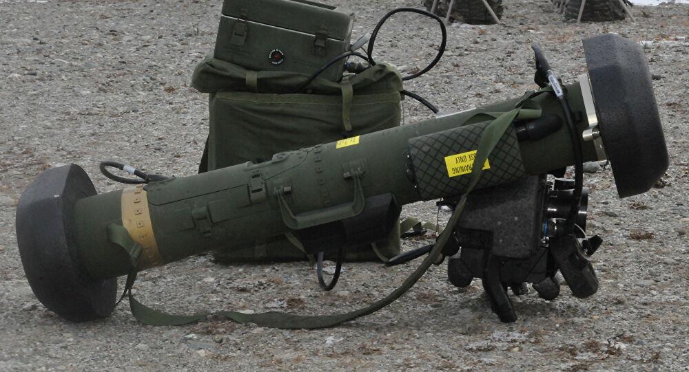 FGM-148 Javelin Man-Portable Missiles: Stopcock For Battle Tanks