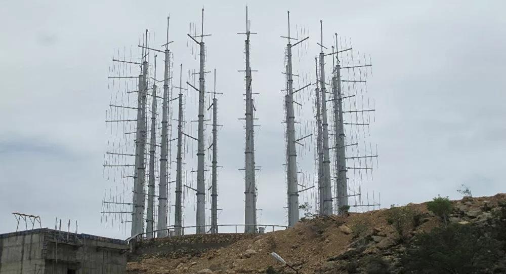 Iran Unveils Two Indigenous Strategic Radar Systems