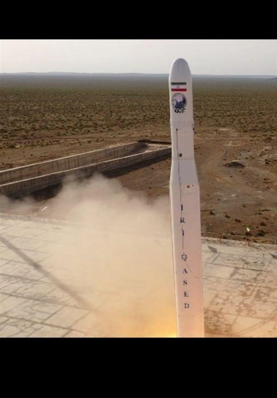 Iran's IRGC Successfully Launched First Military Satellite On Its Anniversary