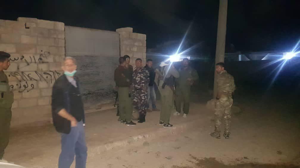 Pro-Government Fighters Attack SDF Security Forces In Al-Qamishli With Hand Grenades (Photos)