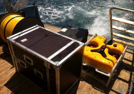 Russia's Navy To Receive 14 Units Of Marlin-350 Unmanned Remotely Operated Vehicle In 2020