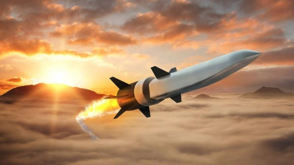 US Military's Hypersonic Strike Systems