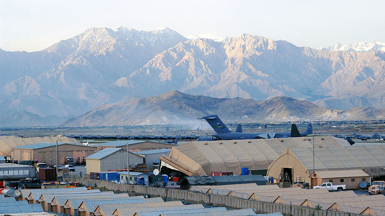 At Least Six Afghan Workers Killed In Attack On Bagram U.S. Airbase