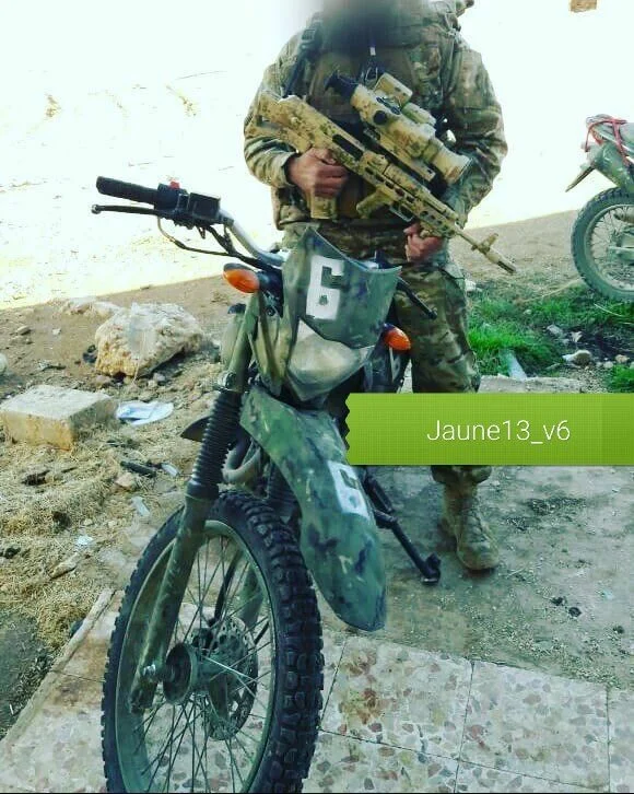 Tactical Fashion Among Syrian Terrorists