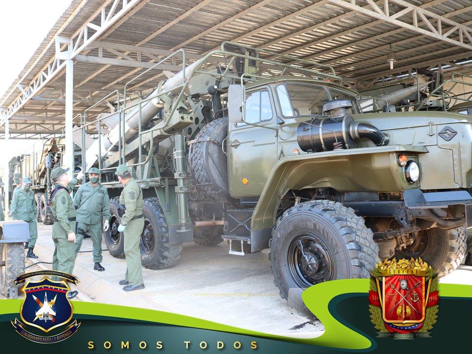 Tên lửa S-300V Venezuela vươn bàn tay tử thần: Chiến đấu cơ lạ đừng dại dột lại gần - Ảnh 7.