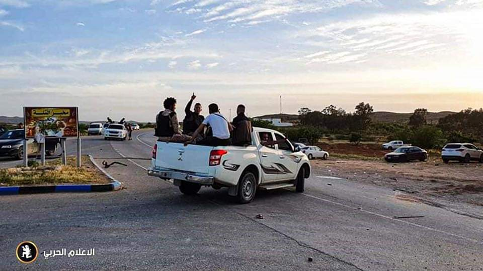 Libyan Army Repels Turkish-Backed Forces' Attack On Tarhunah (Photos, Video)
