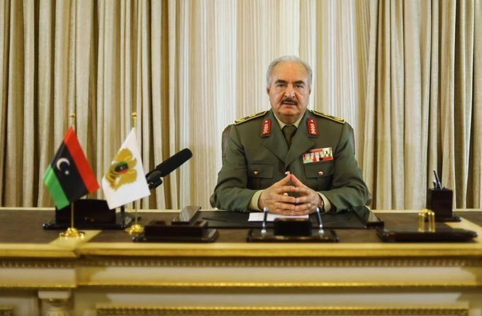 Field Marshal Haftar Addresses The Nation As Opposing GNA Pumps Out Dubious Propaganda