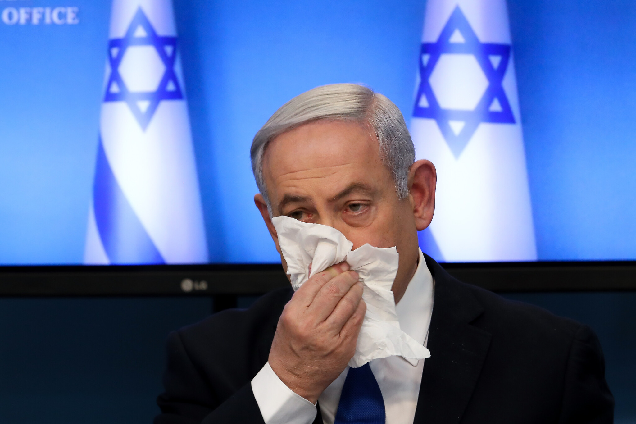 Netanyahu Shows Proof Of Iranians Lying About COVID-19 Deaths: It's Hallmark Channel Series