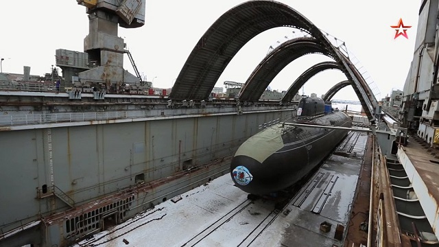 Russia's Navy To Lay 6 Warships and Submarines By End Of April