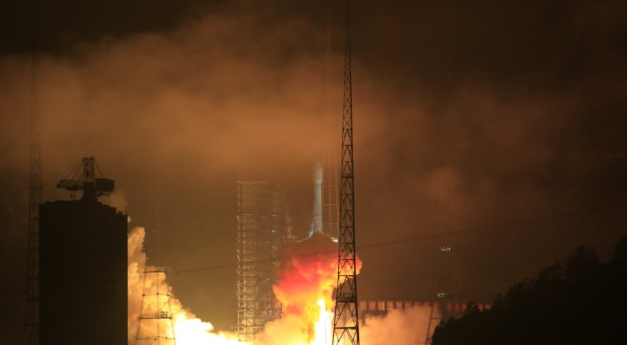 Chinese Long March-3B/G2 Rocket Failed To Reach Orbit With Indonesian Satellite
