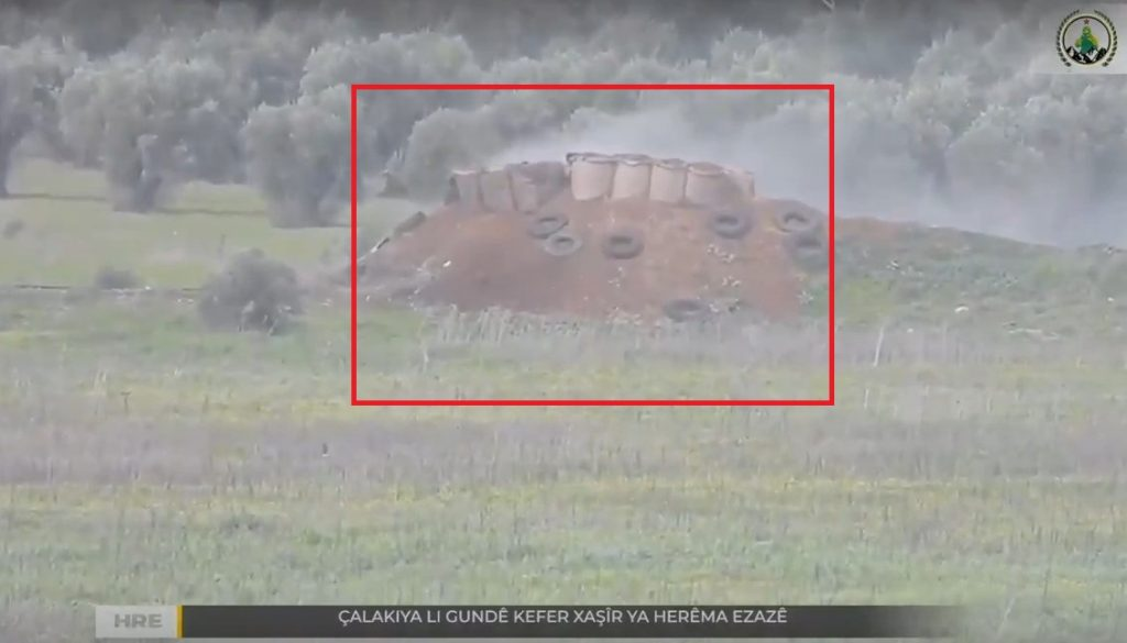 In Videos: Kurdish Rebels Ambush Turkish Proxies In Northern Syria