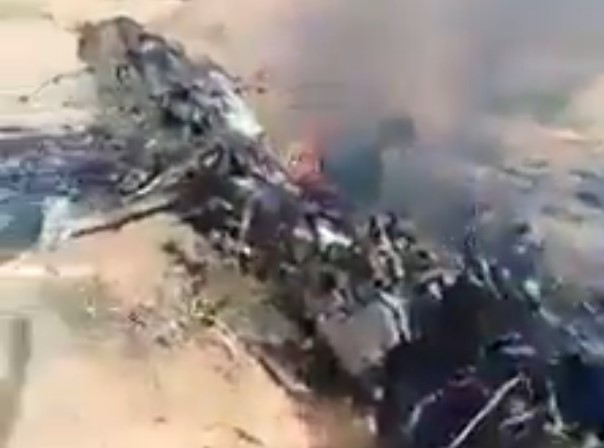Pro-LNA And Pro-GNA Sources Exchange Accusations Over Combat UAV Downed Over Alwashka