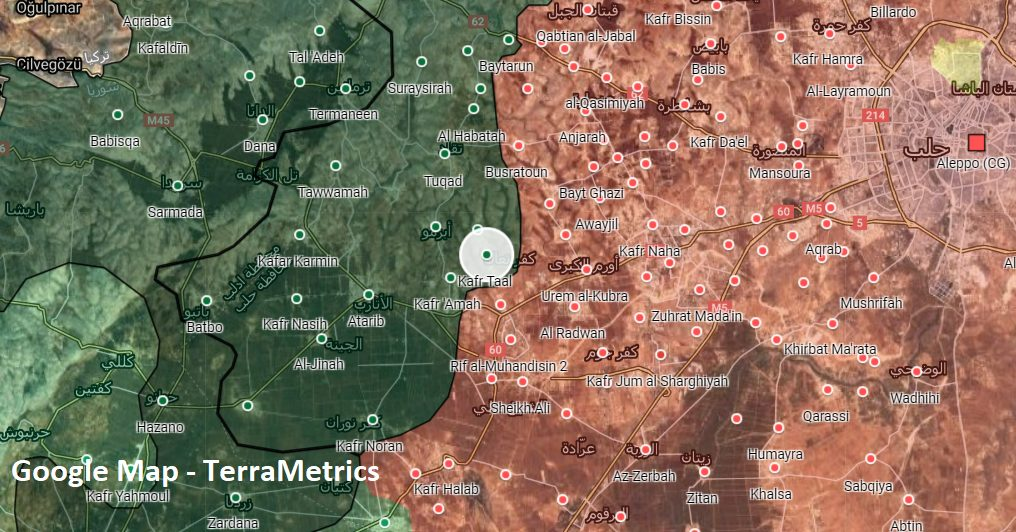 Militants Claim They Repelled Syrian Army Attack In Western Aleppo
