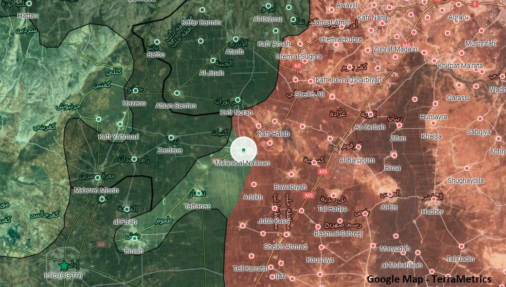 Tension Mounts In Western Aleppo As Hay'at Tahrir Al-Sham Prepares To Open Crossing With Government Areas