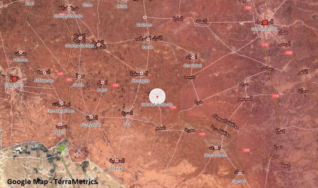 Unknown Gunmen Attack Syrian Army Checkpoint In Eastern Daraa