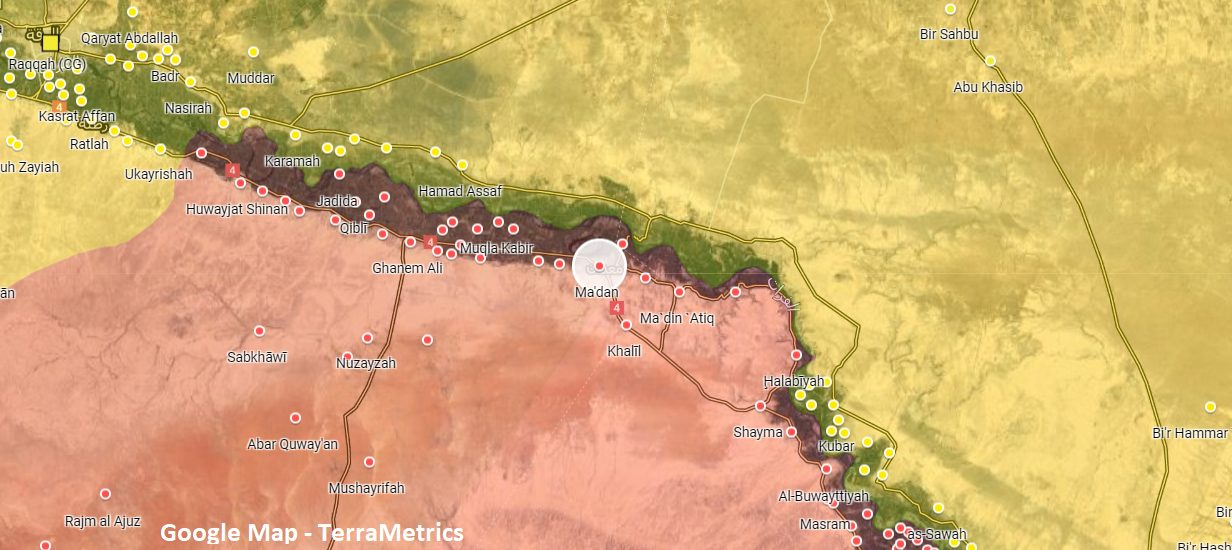 Syrian Army, Russian Forces To Establish Helicopter Base In Eastern Raqqa