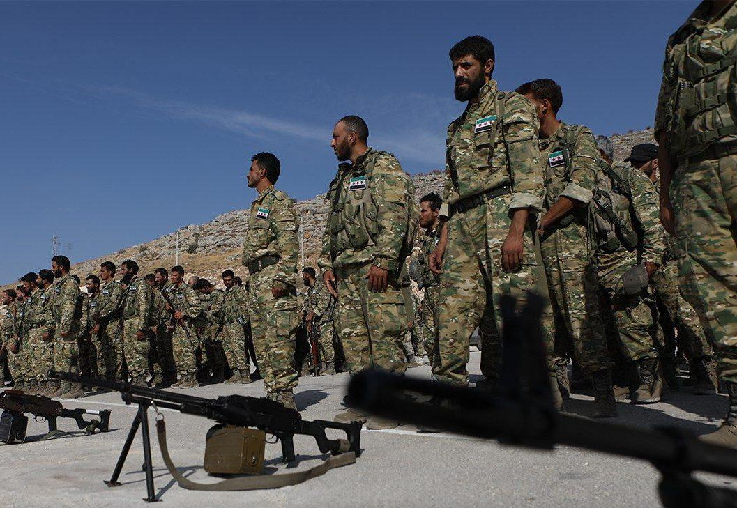 Pentagon Report Reveals New Details On Syrian Mercenaries In Libya
