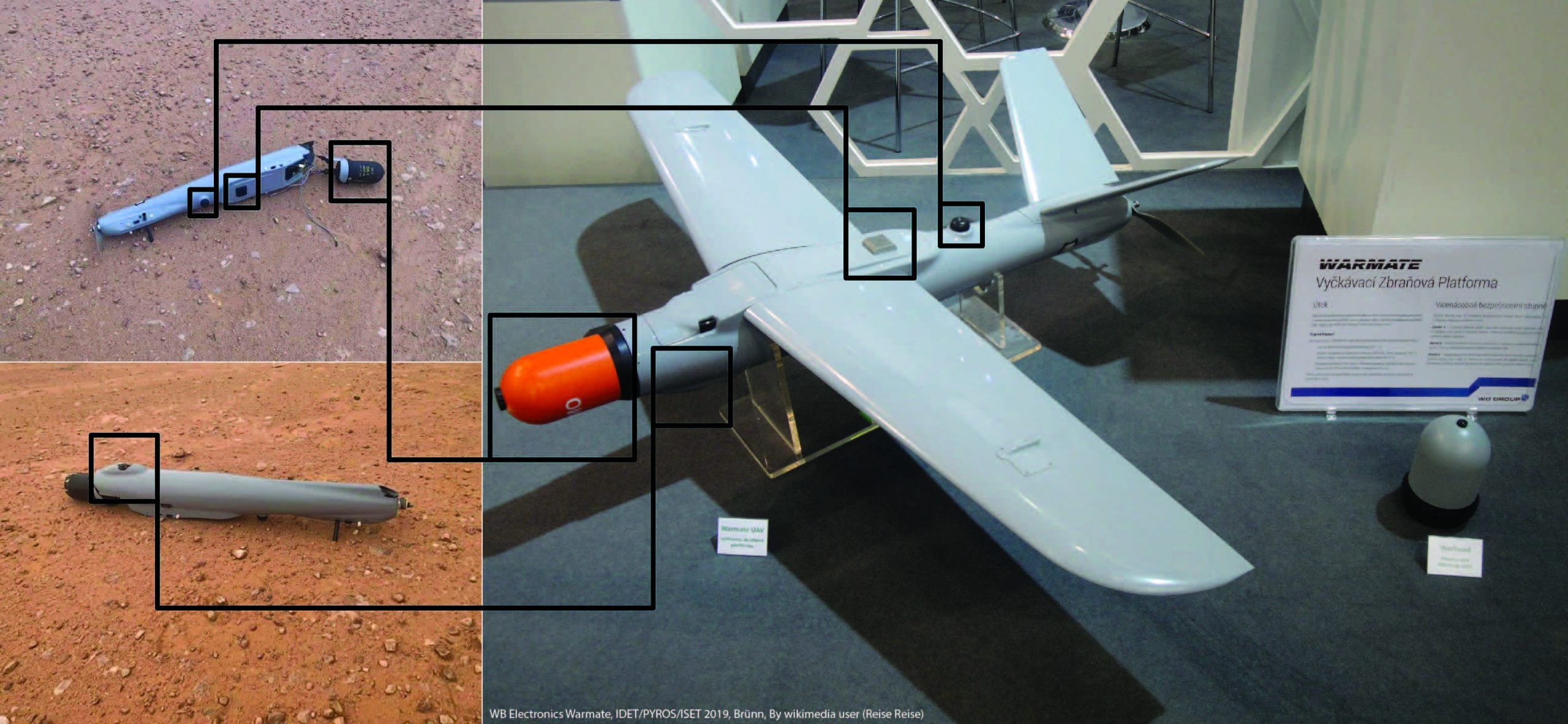 Polish Suicide Drone Spotted In Libya's Battlefield (Photos)
