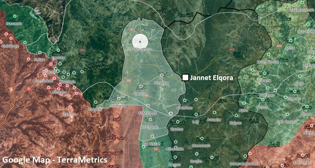 Turkish Military Establishes Another Post On M4 Highway In Northwest Syria