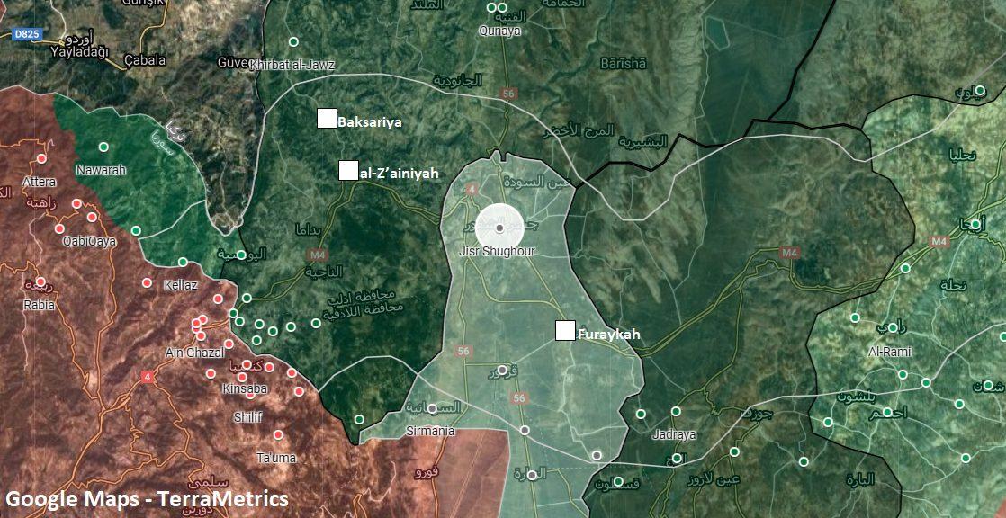 Turkish Military Sets Three 'Observation' Posts Near Jihadist Stronghold In Syria's Idlib