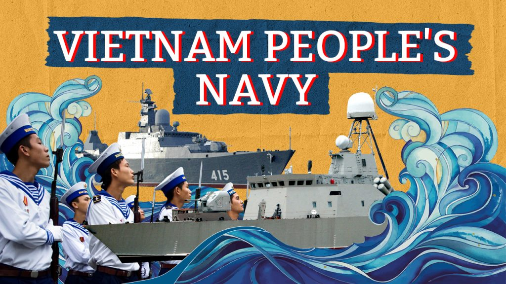 Vietnam People's Navy And Balance Of Power In South China Sea