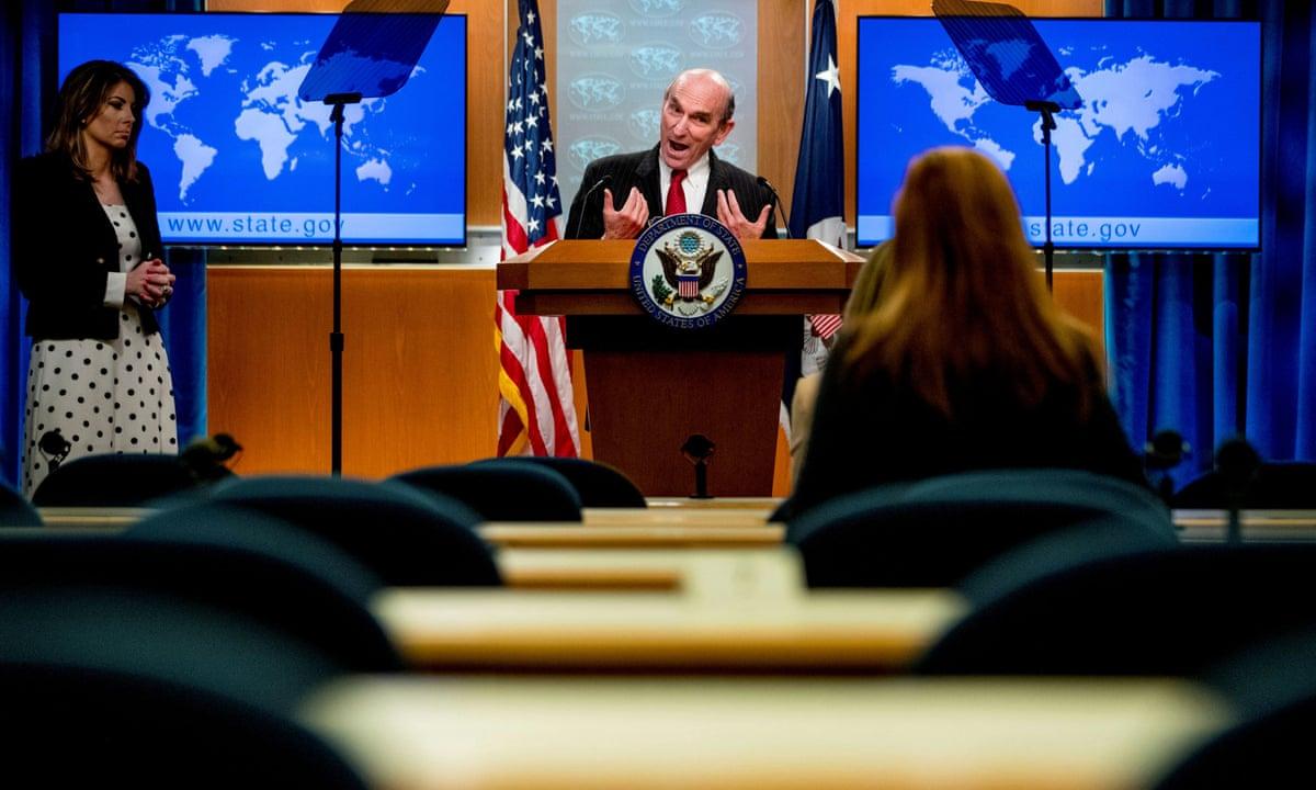 "U.S. Unveils ""Democratic Transition Framework"" For Venezuela, After Setting $15m Bounty On President Maduro"
