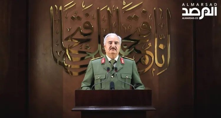 Khalifa Haftar Announces Shkeirat Agreements Are Dead, Military Will Govern The Country