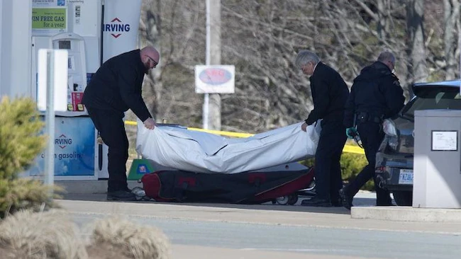 At Least 16 Dead In Canada's Deadliest Shooting Ever